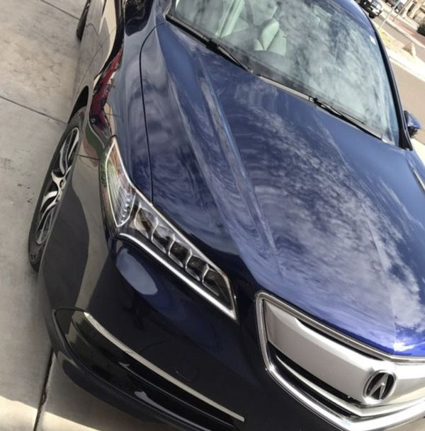 2016 Acura TLX For Sale In Goodyear, AZ