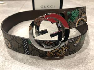Gucci GG Supreme Floral Belt *Authentic* for Sale in Queens, NY