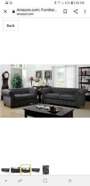 Couch-love seat-arm chair for Sale in Pomona, CA