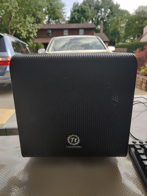 VR Ready Gaming computer - i5 4670k, 16GB RAM, 250GB SSD, EVGA GTX 980 SC, TT Core V1 mitx setup. Small but packs a punch for Sale in Columbus, OH