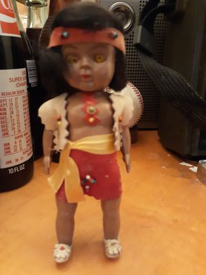 Antique Indian doll for Sale in Oxon Hill, MD