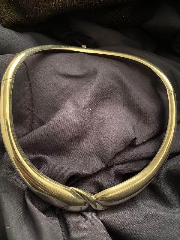 Vintage Bayanihan 925 silver necklace