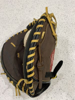 Rawlings RCM315SB LHT youth softball catchers glove for Sale in Vancouver, WA