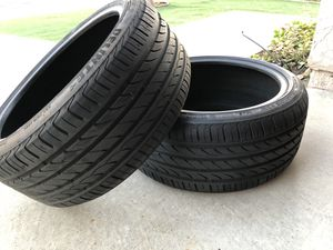 Pair of Delinte 225/40/18 Tires for Sale in San Marcos, CA