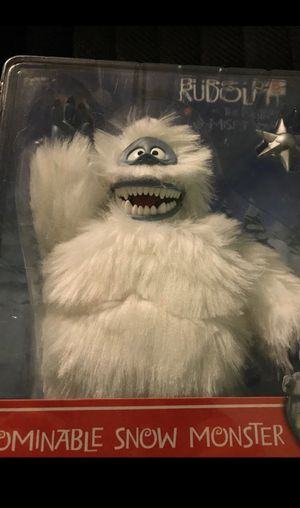 The Abominable Snow Monster- Rudolph and the Island of Misfit Toys for Sale in Aventura, FL