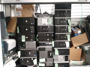 HP C2D 2.8Ghz 4GB 160GB Complete Computer Deal Today b4 2PM for Sale in Orlando, FL