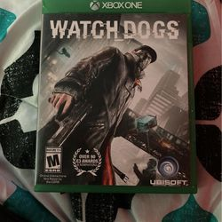 Xbox one Watch Dogs for Sale in Covington,  WA