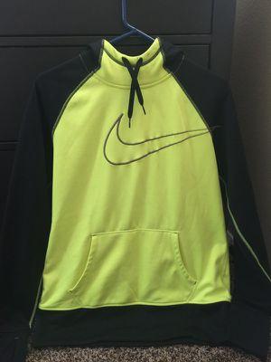Neon yellow Nike hoodie women's medium for Sale in Vancouver, WA