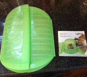 Lekue microwavable meals in minutes. for Sale in Alexandria, VA