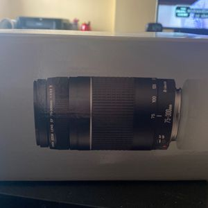 Canon Lense for Sale in Brooklyn, NY
