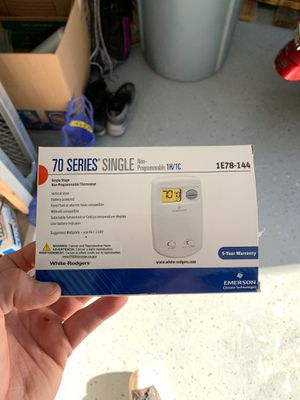 Thermostat for Sale in Canyon Lake, TX