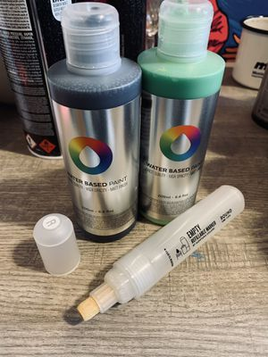 MTN INK + Refillable Paint Marker for Sale in Chicago, IL