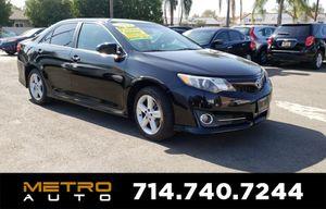 2014 Toyota Camry for Sale in La Habra, CA