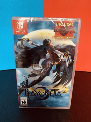 Bayonetta 2 - Nintendo Switch for Sale in Vancouver, WA