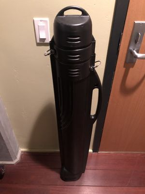Telescopic Fishing Rod Travel Case for Sale in San Diego, CA