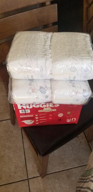 Newborn diapers huggies for Sale in Santa Ana, CA