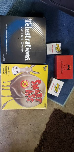 Various Board Games Brand New for Sale in Playa del Rey, CA