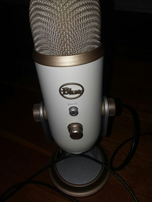 Yeti Blue Microphone for Sale in Bluefield, WV