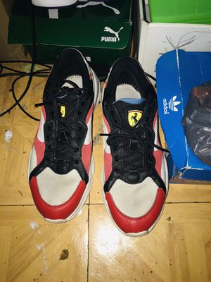 Ferrari pumas size 8.5 for Sale in Milwaukee, WI