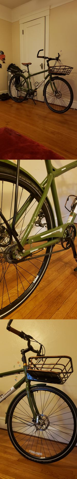 Commuter Bike // Belt Drive $480 for Sale in Stockton, CA