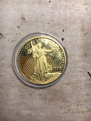 Lady liberty gold coin 1933 for Sale in Nashville, TN
