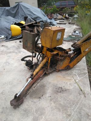 ARPS 728 Three Point Tractor Backhoe for Sale in Humble, TX