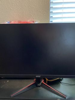 Acer Gaming Monitor 24 Inch Working 100% 75 Hertz 1 Ms for Sale in Winter Haven,  FL