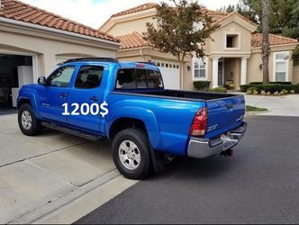 Stored Garage 2005 Toyota Tacoma 4WDWheelss Amazing🍁sd for Sale in Irvine,  CA