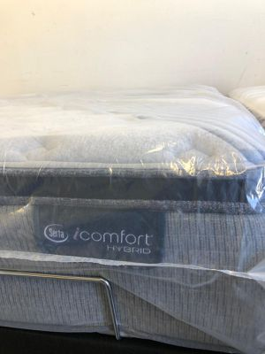PILLOW TOP HYBRID MATTRESS CLEARANCE, Great Deals! for Sale in Spring Valley, CA