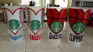 Personalized cups for Sale in Ontario, CA