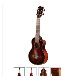 Breedlove Acoustic-electric Ukulele for Sale in West Columbia, SC