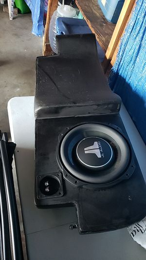 F150 jl audio stealth box for Sale in Cypress, CA
