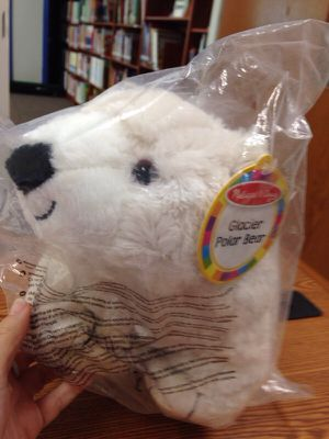 Melissa and Doug polar bear for Sale in Lewisville, TX
