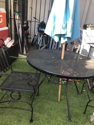 Patio table for Sale in Stockton, CA