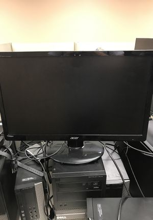 Computer monitors - many sizes/brands available for Sale in Atlanta, GA