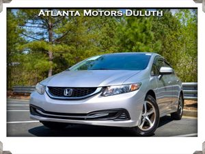 2015 Honda Civic for Sale in Duluth, GA