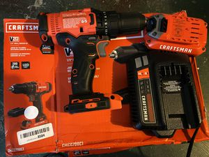 Craftsman drill / driver kit for Sale in Las Vegas, NV