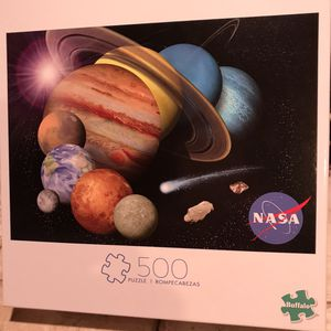 NEW!!! 500 Piece Puzzle SOLAR SYSTEM for Sale in Torrance, CA