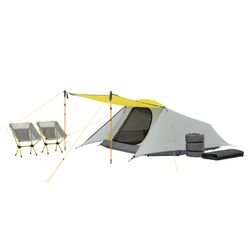 Trail 3-Person Camping Bundle, Tent and Chairs for Sale in Los Angeles,  CA