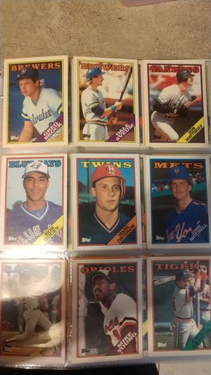 Vintage Baseball Cards for Sale in Chicago, IL