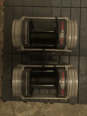 Powerblock EXP Sport weights for Sale in Hillsboro, OR
