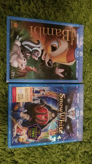 Disney Blu Ray Movies for Sale in Aloma, FL