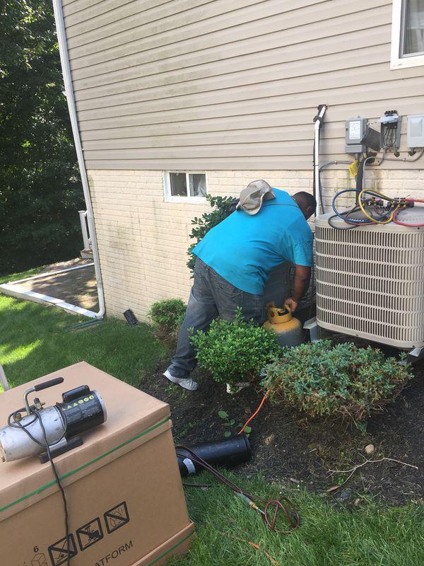 Heating repair & HVAC Installation