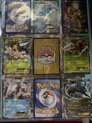 6 EX Pokémon Cards for Sale in Wallkill, NY