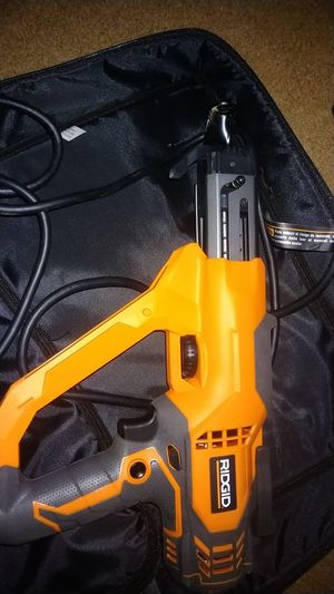 3in drywall and deck collated screwdriver corded new for Sale in Moreno Valley, CA