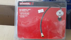 Gas grill or bbq replacement hose and regulator for Sale in Sacramento, CA