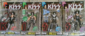 1977 McFarlane KISS action figures for Sale in Everett, WA