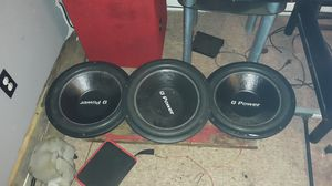 "Qpower deluxe 15"" for Sale in Houston, TX"