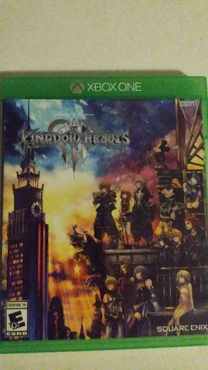 Kingdom hearts 3 and doom Xbox 1 for Sale in Sun City, AZ