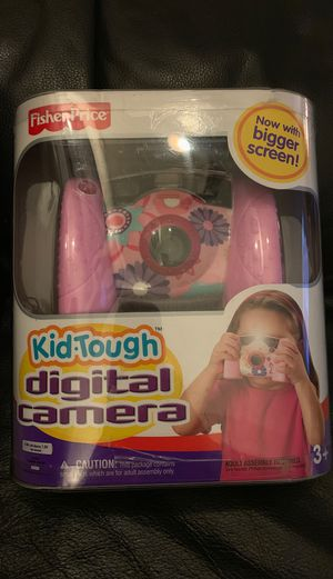 Brand. Ew Fisher-Price Kid-Tough Digital Camera for Sale in Bolingbrook, IL